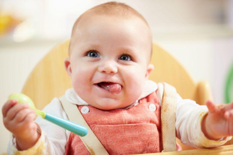 Питание ребенка в 7 месяцев при грудном вскармливании