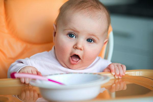 Питание ребенка в 6 месяцев при грудном вскармливании