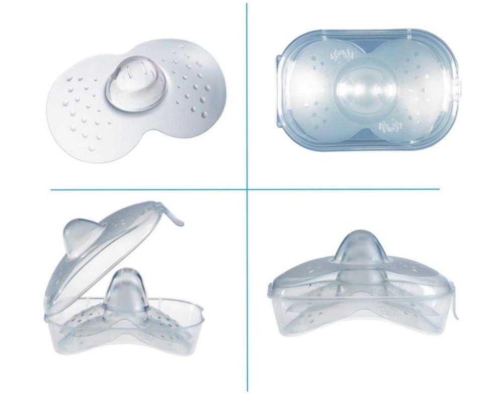 Силиконовые накладки на грудь в разных ракурсах
