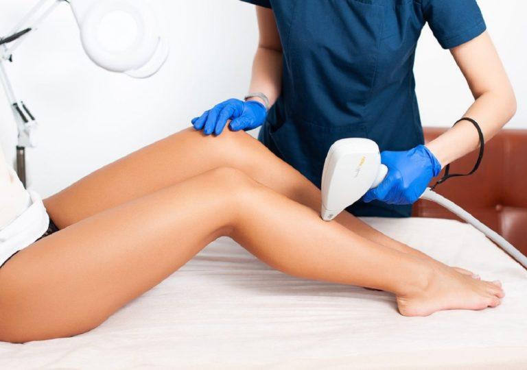 Допустима ли для женщины лазерная эпиляция при гв